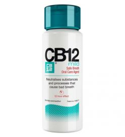 Cb12 Mild Enjuague Bucal Buen Aliento 250ml