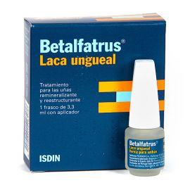 Betalfatrus Laca Ungueal Isdin 3,3 Ml