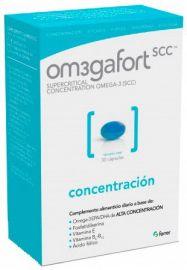 Omegafort Concentración 30 Cápsulas