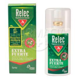 Relec Spray Antimosquitos Extra Fuerte 75 Ml