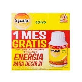 Supradyn Activo 90 Comprimidos + REGALO 30 Comprimidos