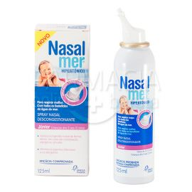 Nasalmer Spray Nasal Junior 125 Ml