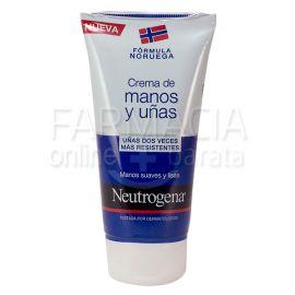 Neutrogena Crema de Manos y uñas 75ml