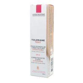 La Roche Posay Toleriane Teint Fondo Corrector de Maquillaje Fluido 11 (Tono Beige)