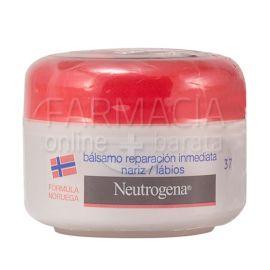 Neutrogena Bálsamo Reparación Inmediata Nariz y Labios 15ml