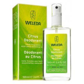 Weleda Desodorante de Citrus 100 ml