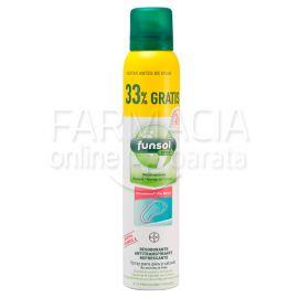 Funsol Spray Desodorante 150ml