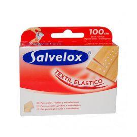 Salvelox 1 Tira Textil Elástico 1M x 6cm