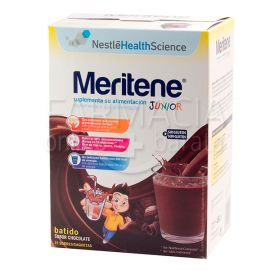 Meritene junior batido chocolate 15 sobres