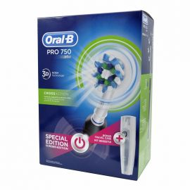 Oral-B Pro 750 CrossAction Cepillo Eléctrico Recargable