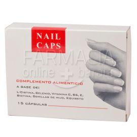 Nails Caps 15 Cápsulas