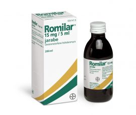 Romilar 15 Mg/5 Ml Jarabe 200 Ml