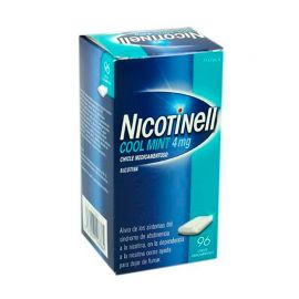 Nicotinell Cool Mint 4 Mg 96 Chicles