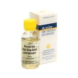 Aceite de Ricino Orravan 25 Ml