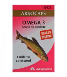 Arkopharma Omega 3 Aceite Salmón 100 Cápsulas