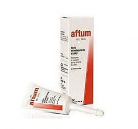 Aftum Gel Oral 15 Ml