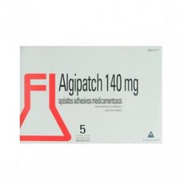 Algipatch 140 Mg 5 Ápositos Adhesivos
