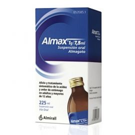 Almax 1Gr/7,5 Ml Suspensión Oral 225 Ml