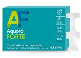 Aquoral Forte Gotas Oftálmicas 0,5 Ml 30 Monodosis