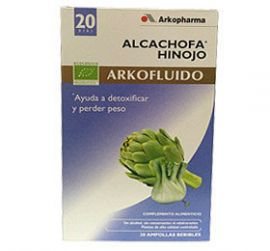 Arko Alcachofa Hinojo 20 Amp