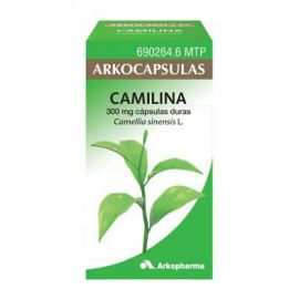 Arkocápsulas Camilina 50 cápsulas