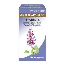 Arkocápsulas Fumaria 48 cápsulas