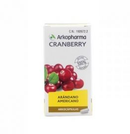 Arkocápsulas Cranberry 45 Cápsulas