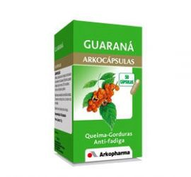 Arkocapsulas Guarana 340 Mg 100 Cápsulas