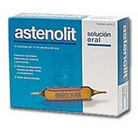 Astenolit 12X10 Ml Bebibles
