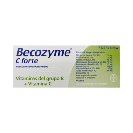 Becozyme C Forte 30 Comprimidos