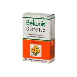 Bekunis Complex 100 comprimidos