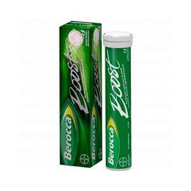 Berocca Boost 15 Comprimidos Efervescentes