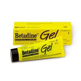 Betadine Gel 30 Gr