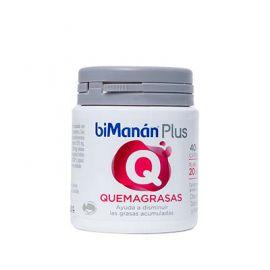 Bimanan Plus Q Quemagrasas 40 Caps