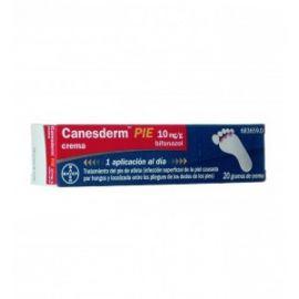 Canesderm Pie Crema 20 Gr