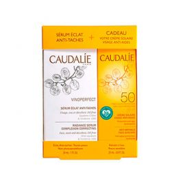 Caudalie Vinoperfect Serum Antimanchas + Solar SPF50