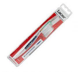 Cepillo Dental Adulto Lacer Technic Blanqueante