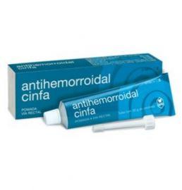 Antihemorroidal Cinfa Pomada 30 Gr