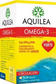 Aquilea Omega-3 Forte 90 Cápsulas