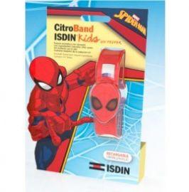 Isdin  Kids CitroBand Spider-Man Pulsera de Citronela 2 Pastillas
