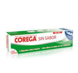 Corega Extra Fuerte Crema Sin Sabor Adhesivo Pro