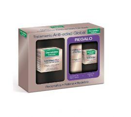 Dermatoline Lift Effect Plus Crema Antiedad Global Piel Seca 50 Ml + REGALO Contorno de Ojos 15 Ml + Crema de Noche 15 Ml