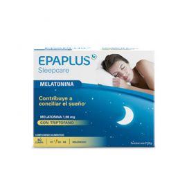 Epaplus Sleepcare Melatonina Retard 60 Comprimidos