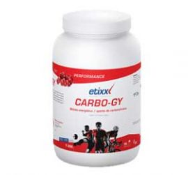 Etixx Carbo-Gy Frutos Rojos 1000Gr