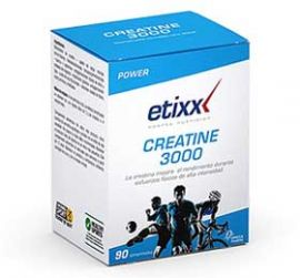 Etixx Creatine 3000 90 Comprimidos