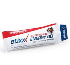 Etixx Energy Gel Nutricional Sabor Cola 1 Unidad