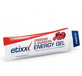 Etixx Energy Ginseng Y Guaraná 1 Unidad