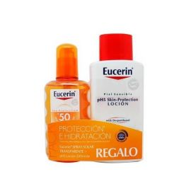 Eucerin Sun Protection SPF50  200Ml  + Regalo PH5 Loción 200Ml