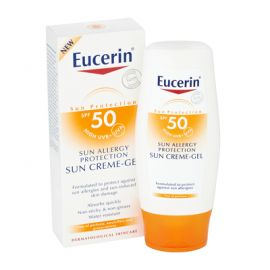 Eucerin Crema - Gel Allergy  SPF50 150 Ml