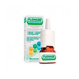 Flonase 50 Mcg Nebulizador Nasal 60 Dosis